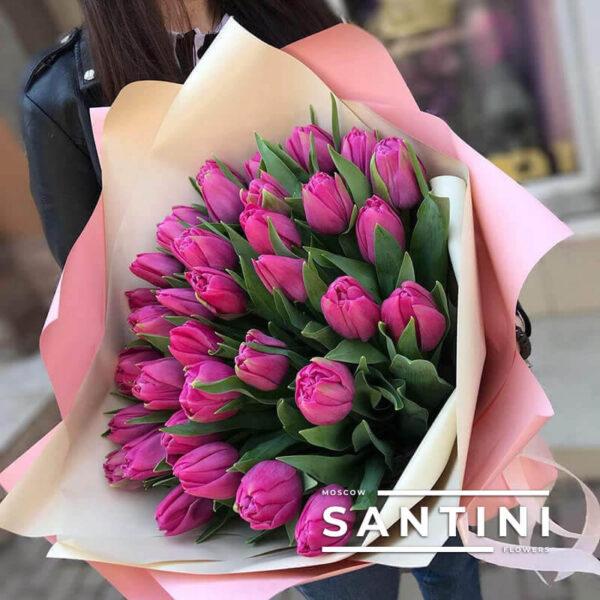 51 пионовидный тюльпан Lilu