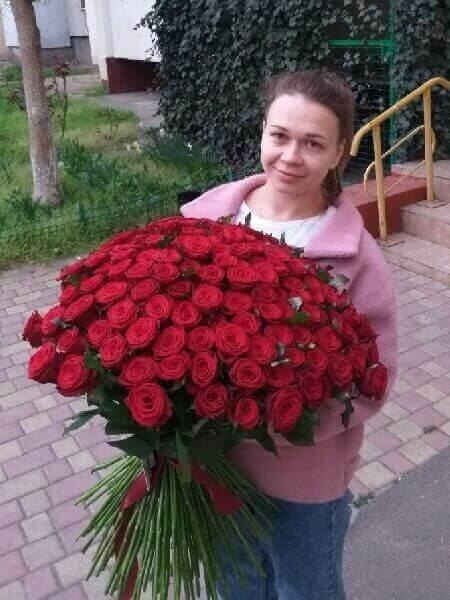 коробки цветов santini-flowers