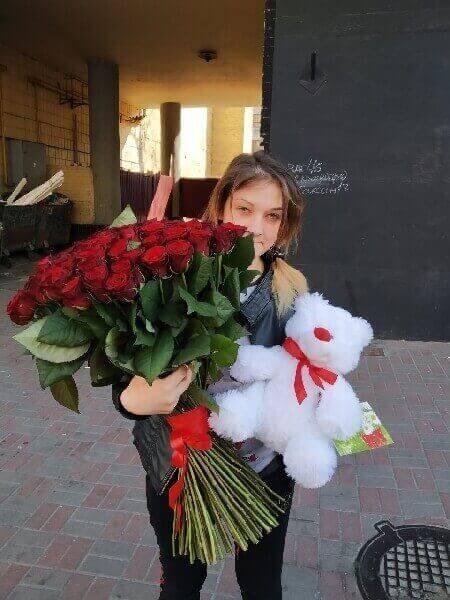 цветы santini-flowers.ru