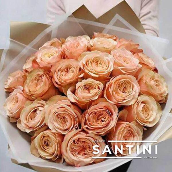 Букет из 25 роз Kahala PREMIUM