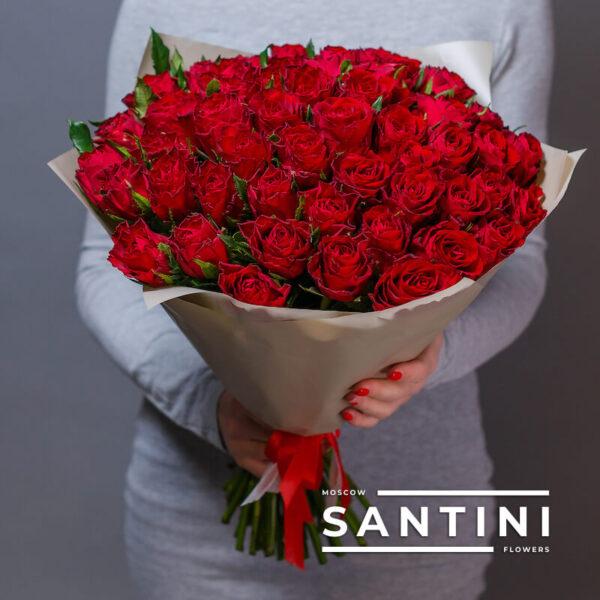 "<span style=""color: #ff0000;"">ХИТ</span> - 51 кенийская роза Red"