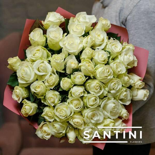 51 кенийская роза White