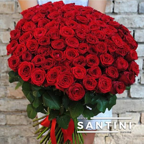 Купить цветы на 8 марта с доставкой в Москве